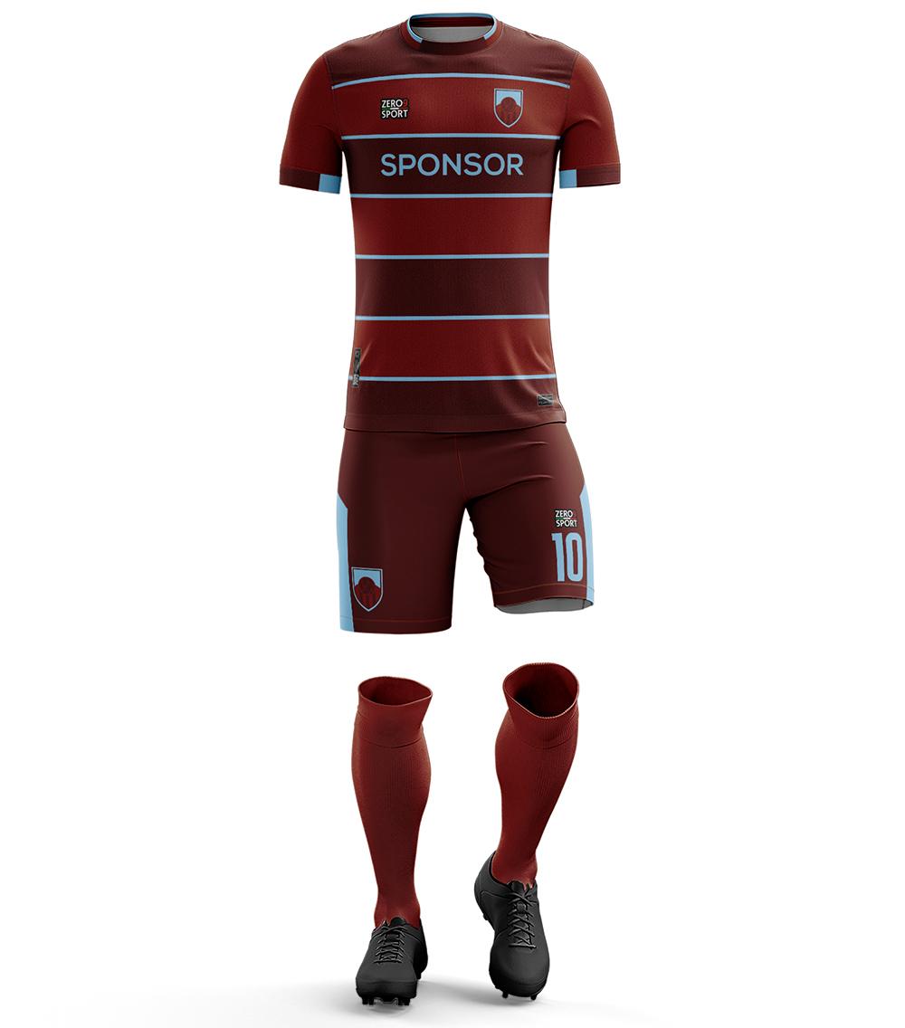 Divisa Gara Custom Calcio_mod. 21