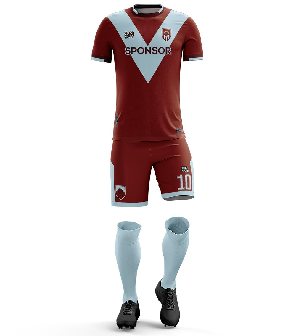 Divisa Gara Custom Calcio_mod. 22