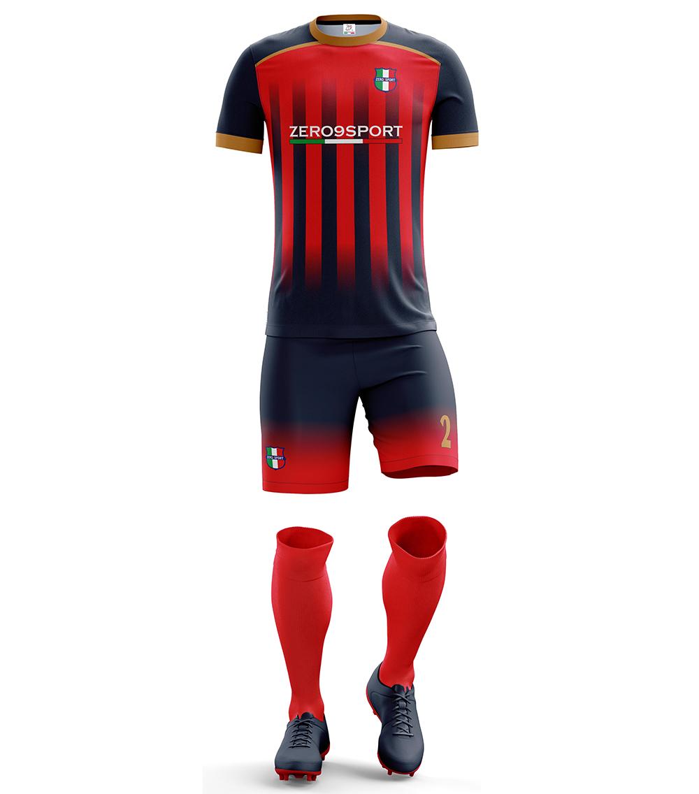 Calcio - Modello 2