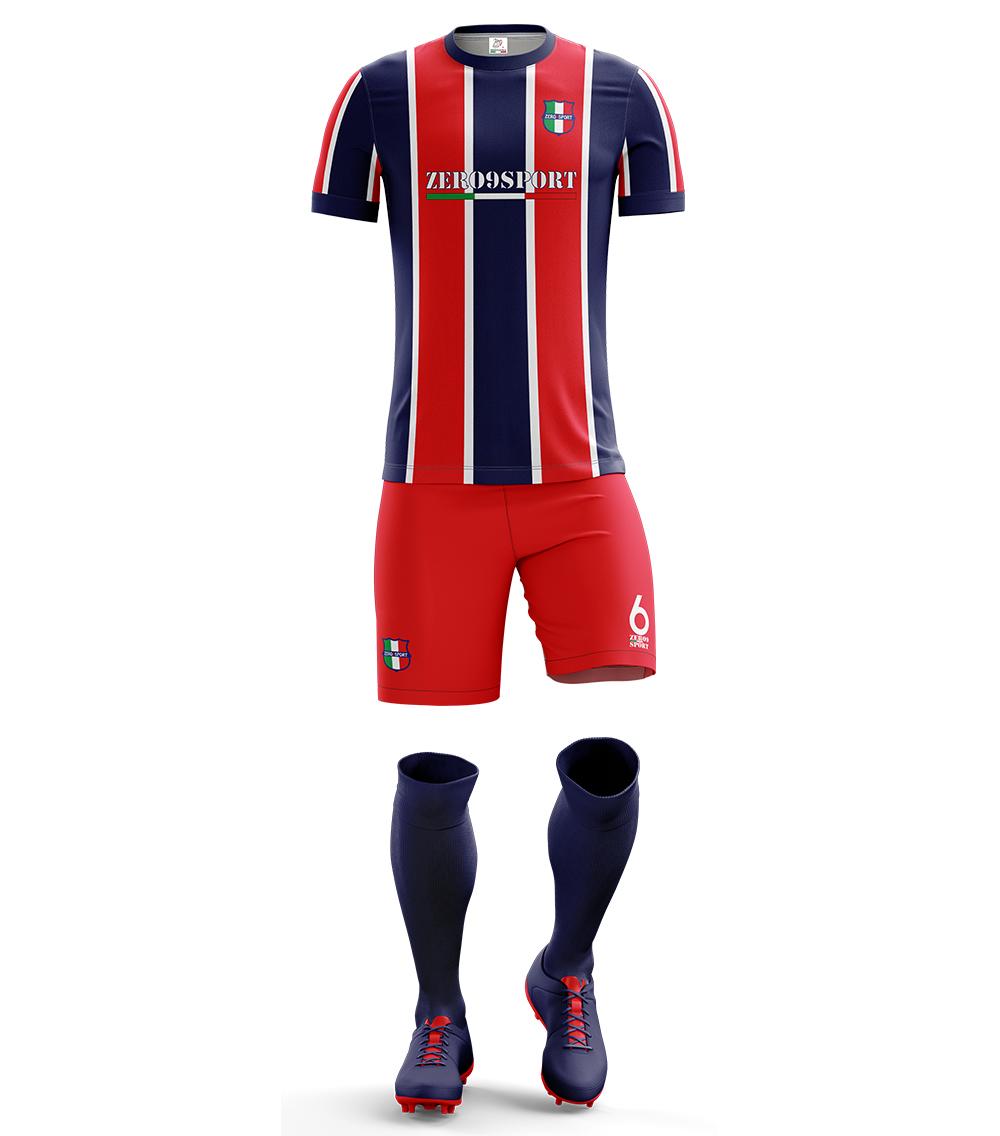 Calcio - Modello 6