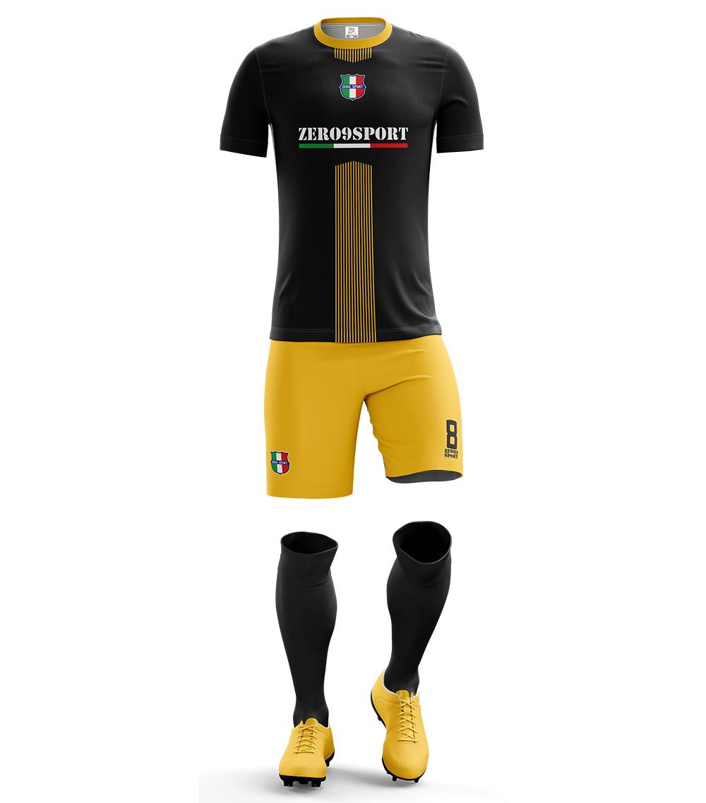 Calcio - Modello 8