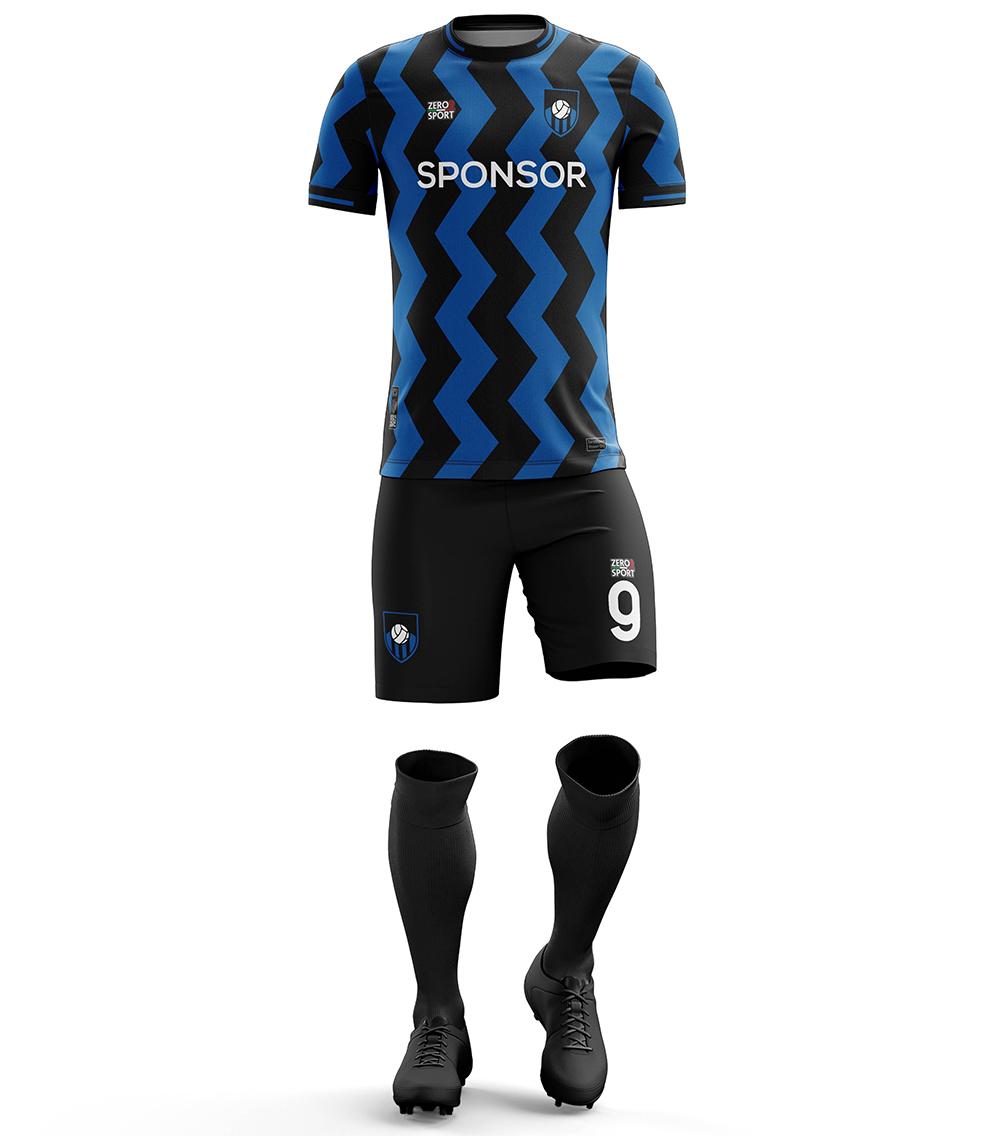 Divisa Gara Custom Calcio_mod. 5