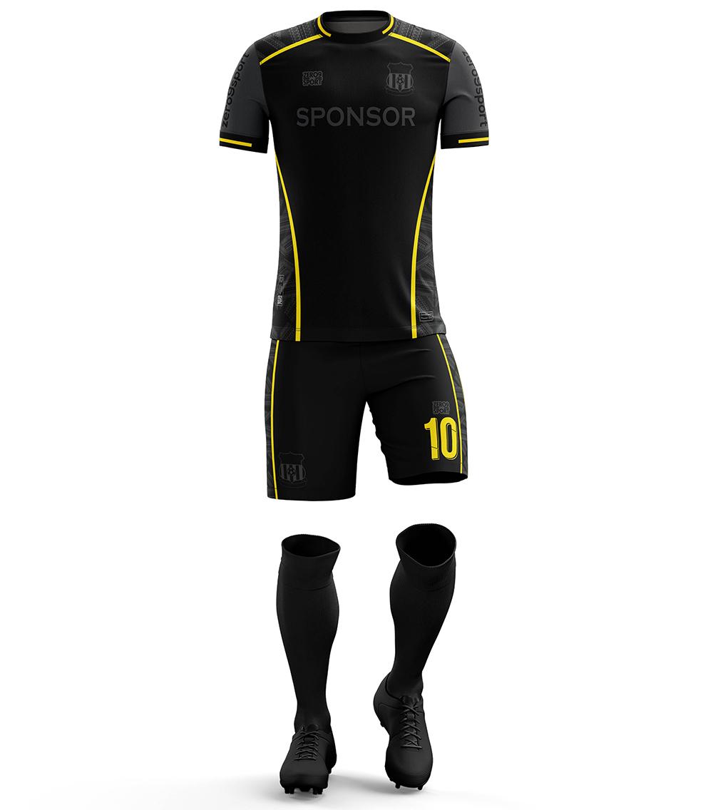 Divisa Gara Custom Calcio_mod. 6