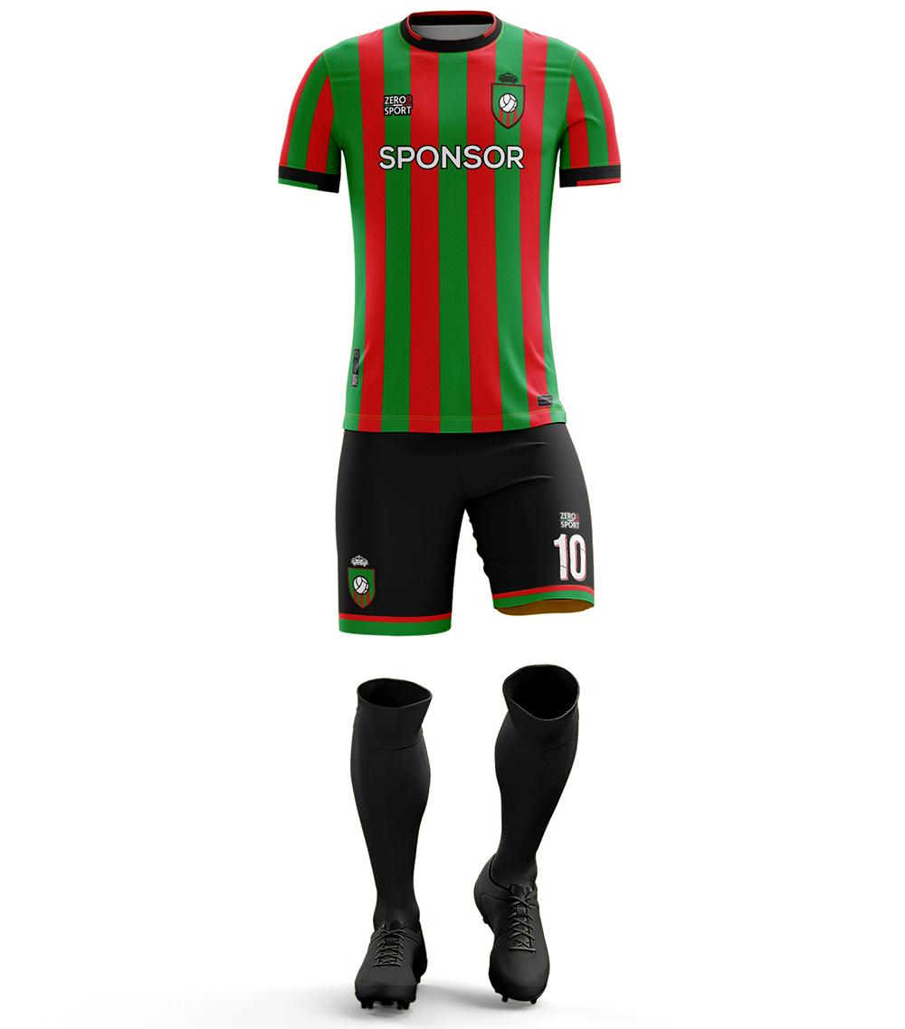 Divisa Gara Custom Calcio_mod. 9