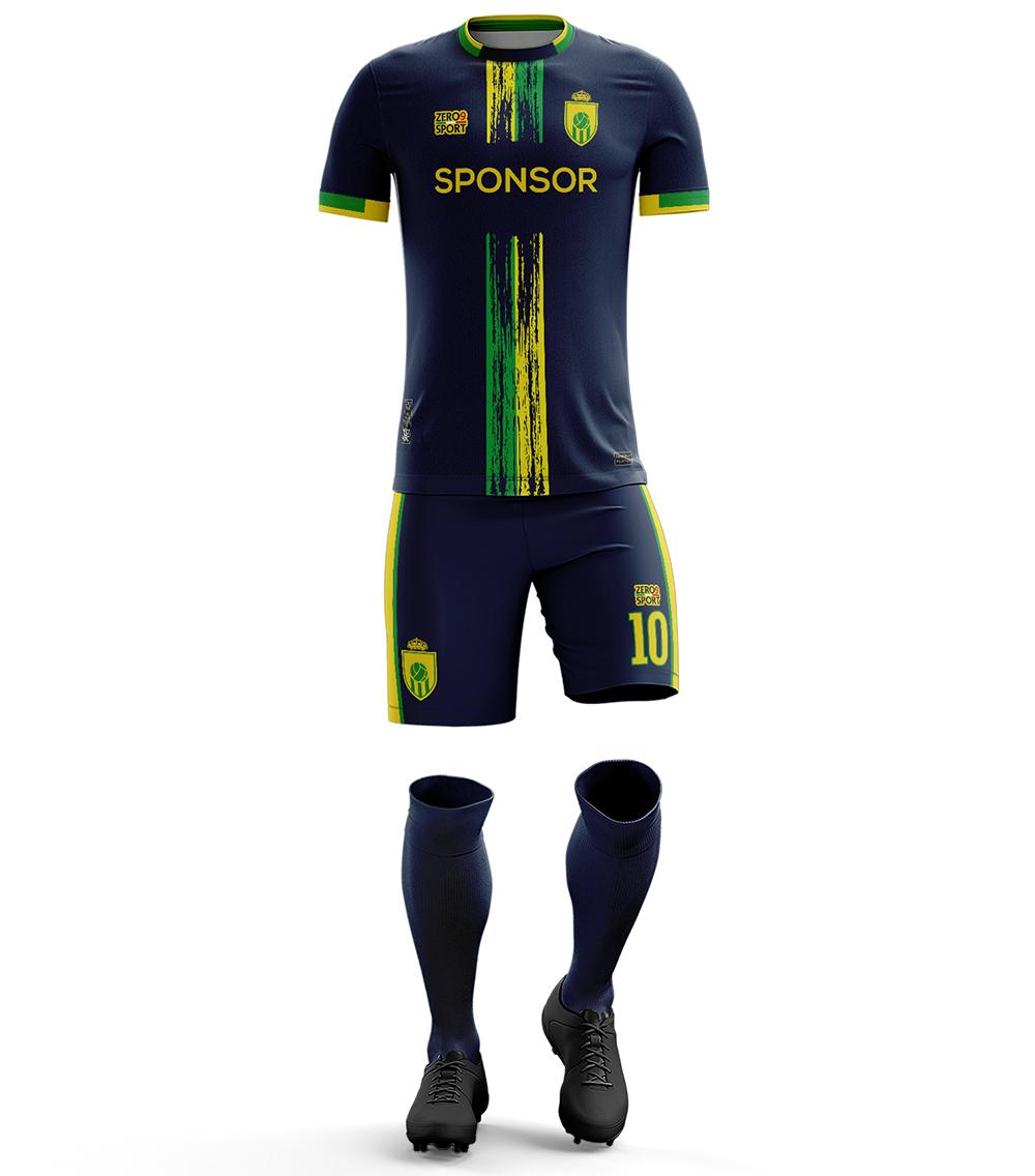 Divisa Gara Custom Calcio_mod. 16