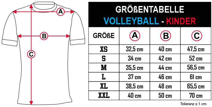 gr    entabelle   VOLLEYBALL   KINDER DE Zero9Sport